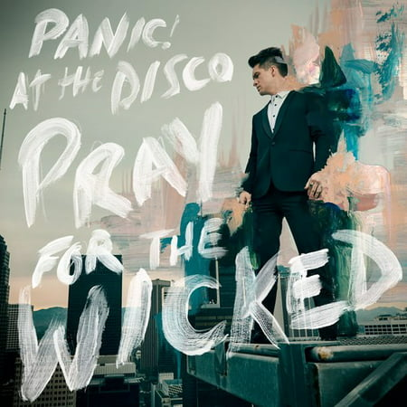 Panic! At The Disco - Pray For The Wicked (CD) (Whos Opening For Panic At The Disco 2017)