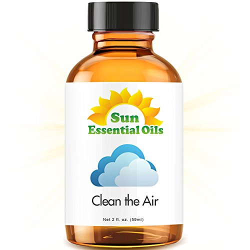 Clean the Air Blend (2oz) Best Essential Oil