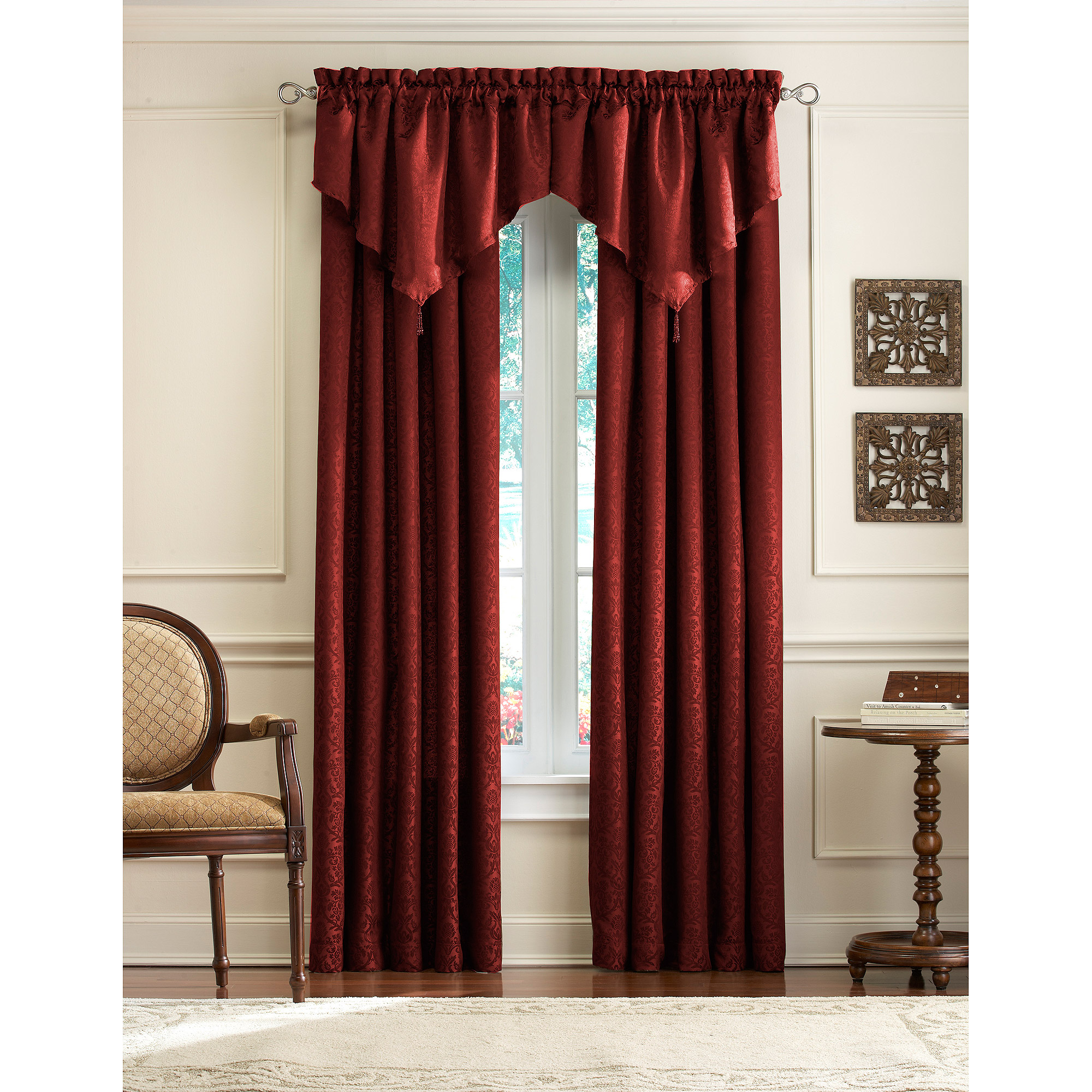 CHF & You Mercato Curtain Panel / Valance