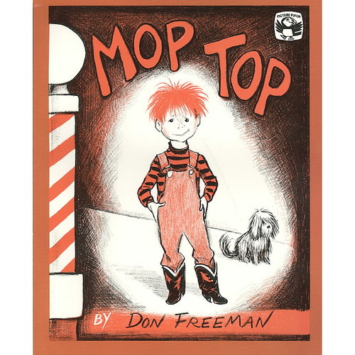 Mop Top [With Paperback Book]