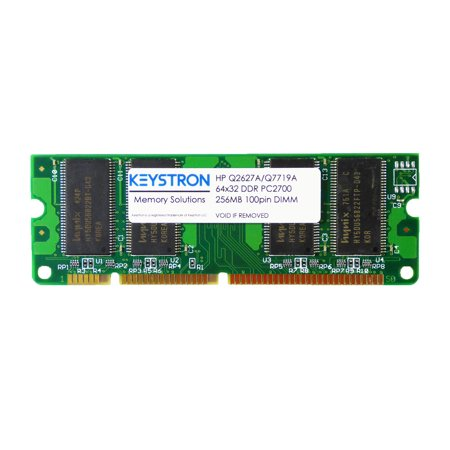 HP Q2627A Q7719A 256MB 100pin DDR SDRAM DIMM for HP LaserJet 9040 9040n 9040dn 9040mfp 9050 9050dn 9050n 9050mfp Printer Memory