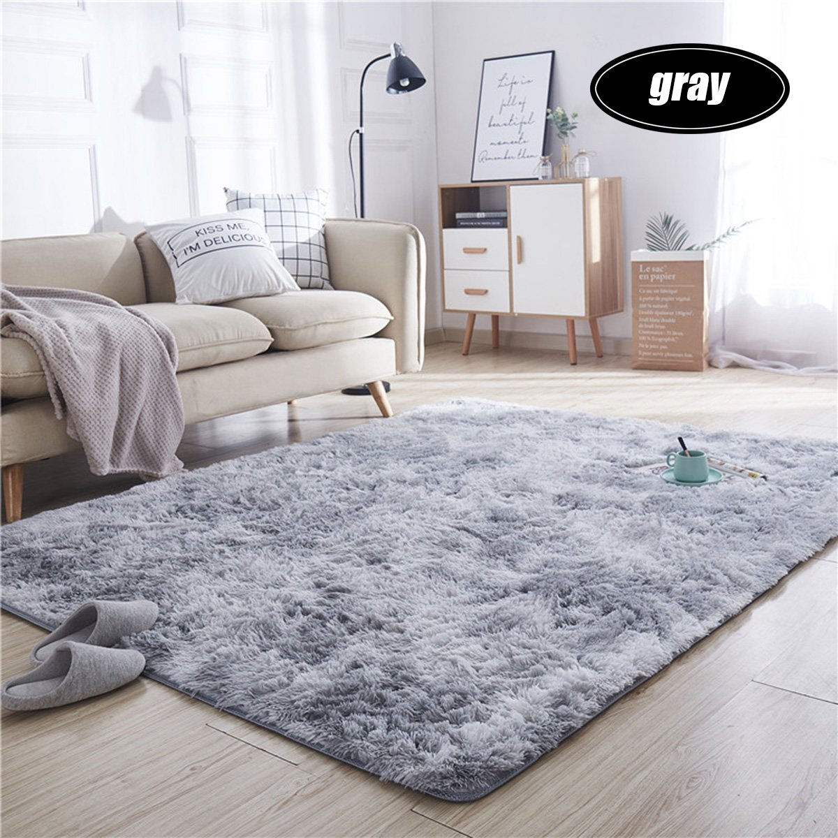 Rectangle Ultra Soft Area Rugs Fluffy, Carpet Images For Living Room