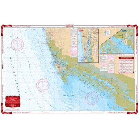 Waterproof Charts 41 Everglades & (Large Print Waterproof Charts)