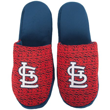 St. Louis Cardinals Knit Slide Slippers