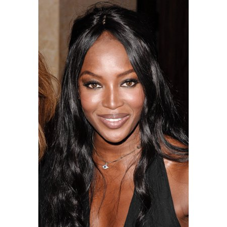 Naomi Campbell At Arrivals For African First Ladies Health Summit Canvas Art     16 X 20