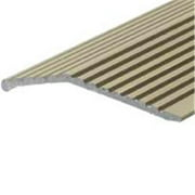 Thermwell Products H591FB-6 Gold Carpet Bar, 1.5 x 72 In.