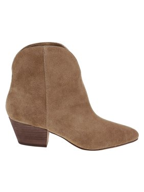 Paige Leather Booties