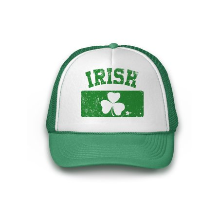 Awkward Styles Irish Flag Hat St. Patrick's Day Shamrock Irish Green Irish Baseball Cap St Pats Hat Leprechaun St Patricks Day Top Hat St Pattys Days St Patrick Clothing Accessories