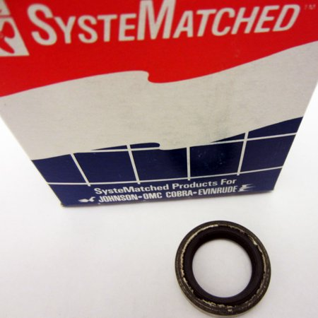 Omc Seal - Johnson/Evinrude/OMC OEM Prop Propeller Shaft Oil Seal Retainer 321466, 0321466