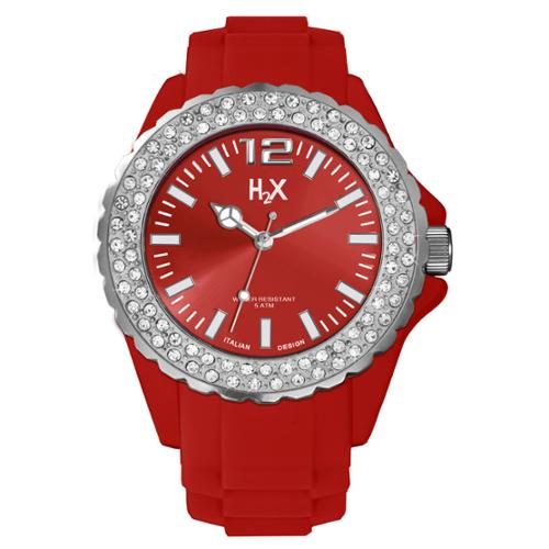 Haurex H2X Reef Stones Womens Red Watch