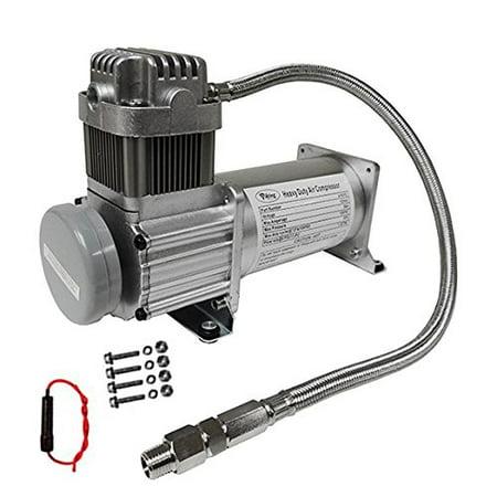 Viking Horns V101C Heavy-Duty 150 PSI Air Compressor For Train Horns ()