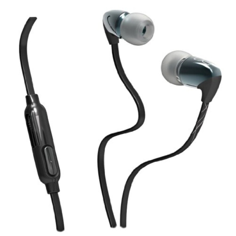 Ultimate Ears Logitech 500vm Noise Isolating Headset - Grey (Discontinued by Manufacturer)