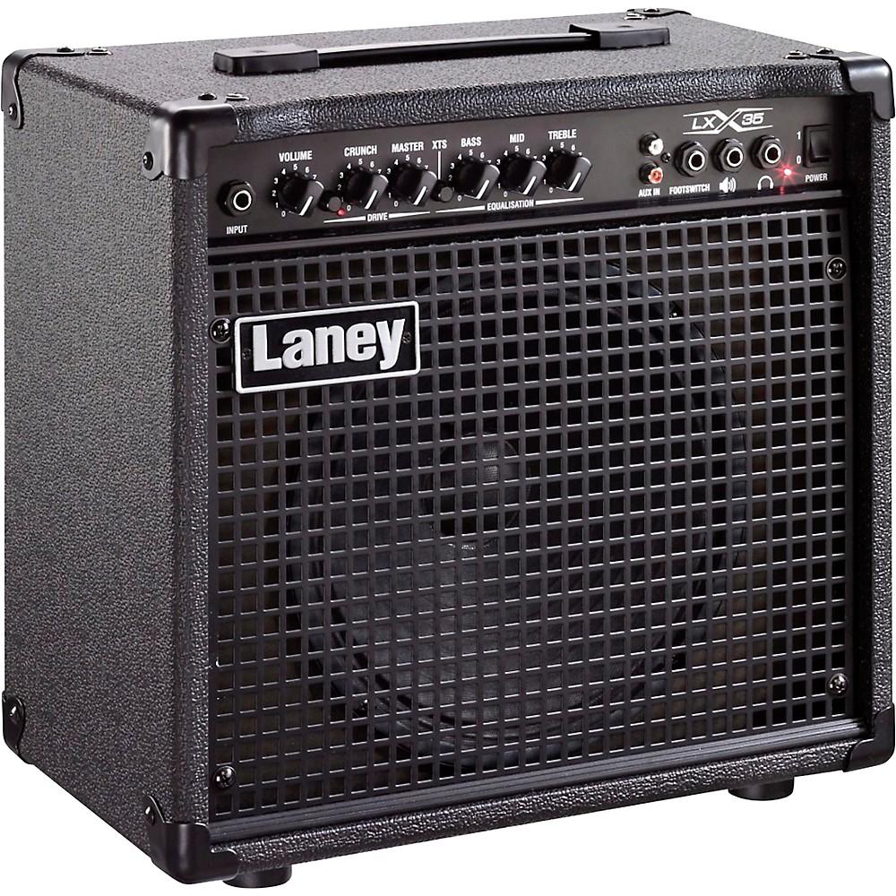 Laney LX35R 35W 1x8 Guitar Combo Amp Black