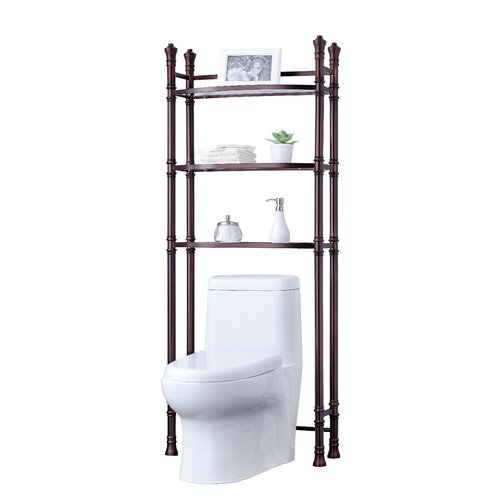 Best Living Monaco Bath Etagere Space Saver, Oil Rubbed Bronze by Generic