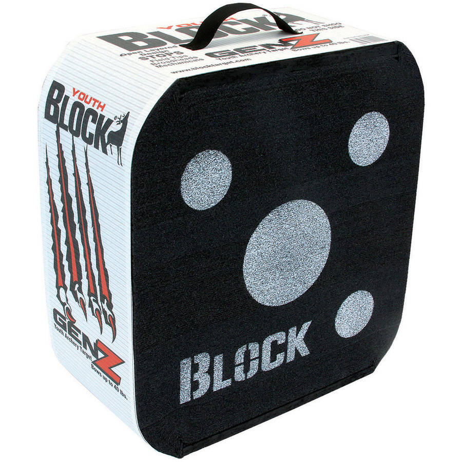 BLock GenZ Youth Target, X-Large