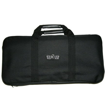 GXG Black Padded Airsoft Paintball Gun Travel Storage Case Bag 21