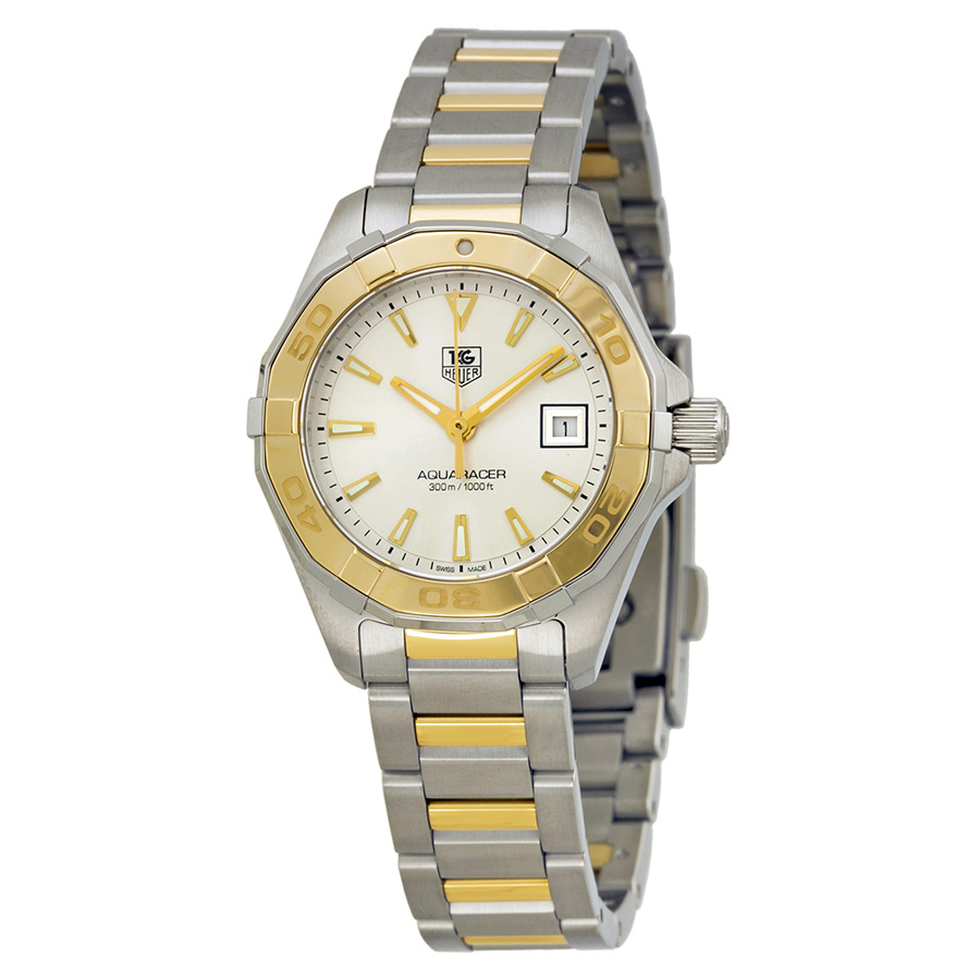 Tag Heuer Aquaracer Mother of Pearl Diamond Dial Ladies W...