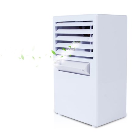 Desktop Air Conditioning Fan Air Evaporation Cooling Cycle