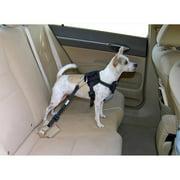 Bergan Dog Travel Harness, Small, Blue