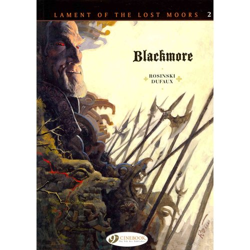 Lament of the Lost Moors 2: Blackmore