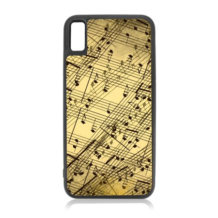 iphone xr case music note