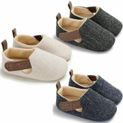 Carolilly Baby Boy Shoes Infant First Walkers Nonslip hard Sole Toddler Baby Shoes Toddler Baby Shoes Drop Ship