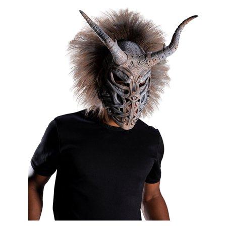 Black Panther Killmonger Adult Tribal Mask](Tribal Masks)
