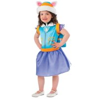 PAW PATROL EVEREST COSTUME TODDLER-2T-4T