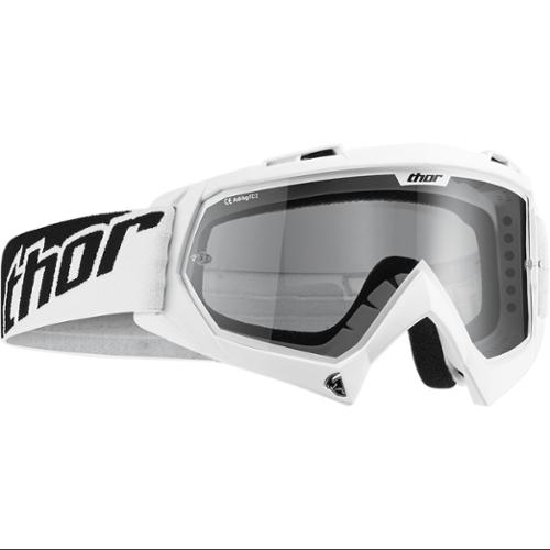 Thor Enemy Sand 2015 MX Goggles Sand/White
