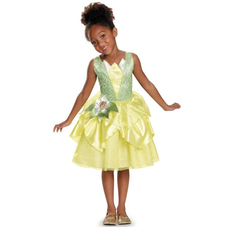 Tiana Classic Child Costume - Tiara Costume