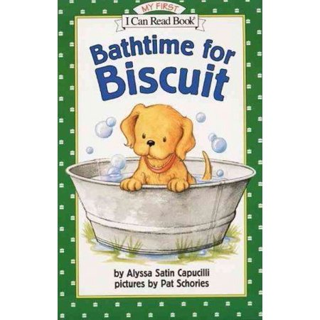 My First I Can Read: Bathtime for Biscuit by Alyssa Satin ...