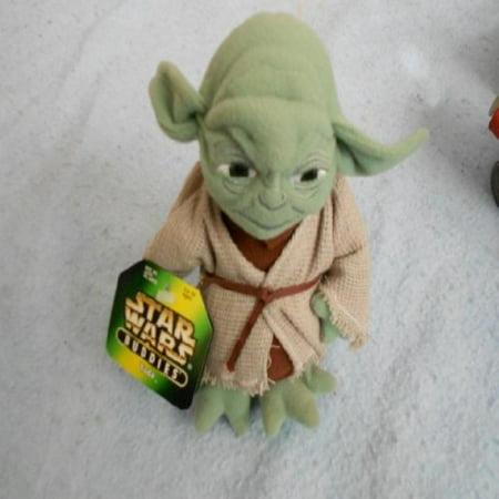 Star Wars Yoda Plush Buddies - Infant Yoda