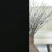 Best Home Fashion Non-Adhesive Privacy Window Film