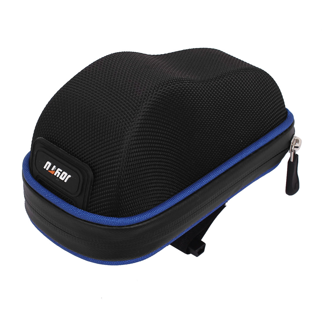 Unique Bargains Bike Cycling Bicycle Topeak Wedge Pannier  Rear Saddle Bag Pouch Black Blue