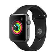 Refurbished Apple Watch Series 3 GPS - 42mm - Sport Band - Aluminum Case