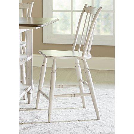 Liberty Furniture Oak Hill Windsor Counter Stool ()