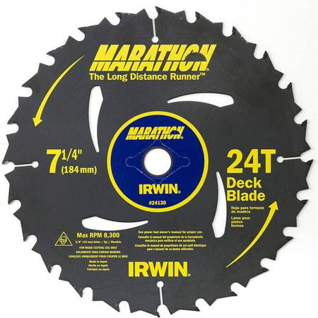 Irwin Marathon 24130 7-1/4