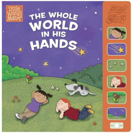 The Whole World in His Hands, Sound Book (The Biggest Shark In The Whole World)