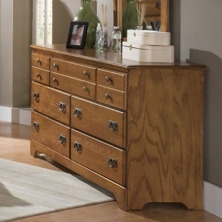 Carolina Furniture Works Inc Creek Side 7 Drawer Dresser