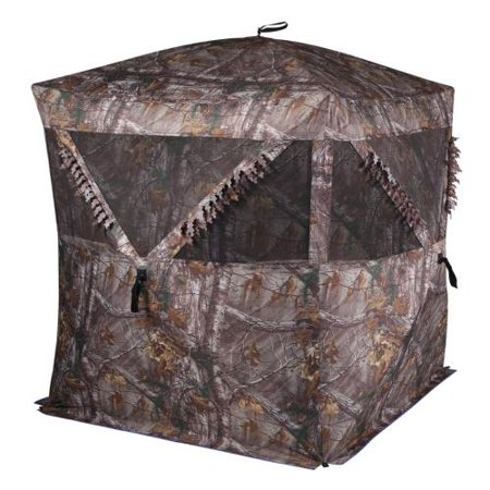Ameristep Carnivore Hunter Blind  Realtree Xtra