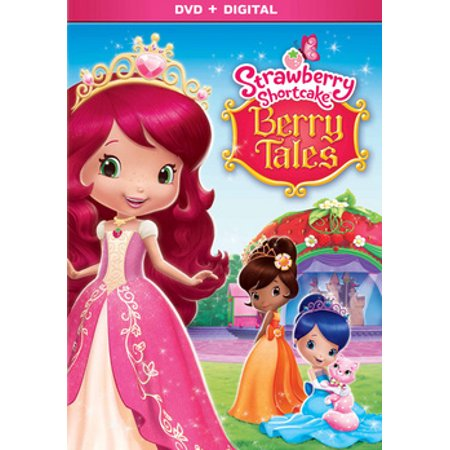 Strawberry Shortcake: Berry Tales (DVD)