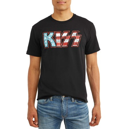 Bravado Kiss Americana Logo T-shirt