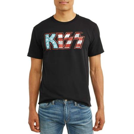 Kiss Americana Logo T-Shirt