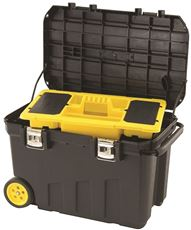 STANLEY 029025R 24-Gallon Mobile Tool Chest by Stanley