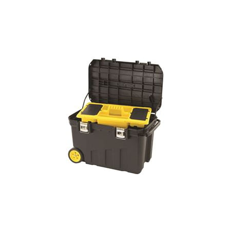 STANLEY 029025R 24-Gallon Mobile Tool Chest (Stanley Storage Boxes)