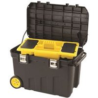 STANLEY 029025R 24-Gallon Mobile Tool Chest