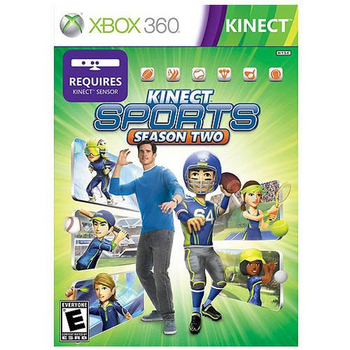 Microsoft Kinect Sports: Season 2 (Xbox 360) - Pre-Owned