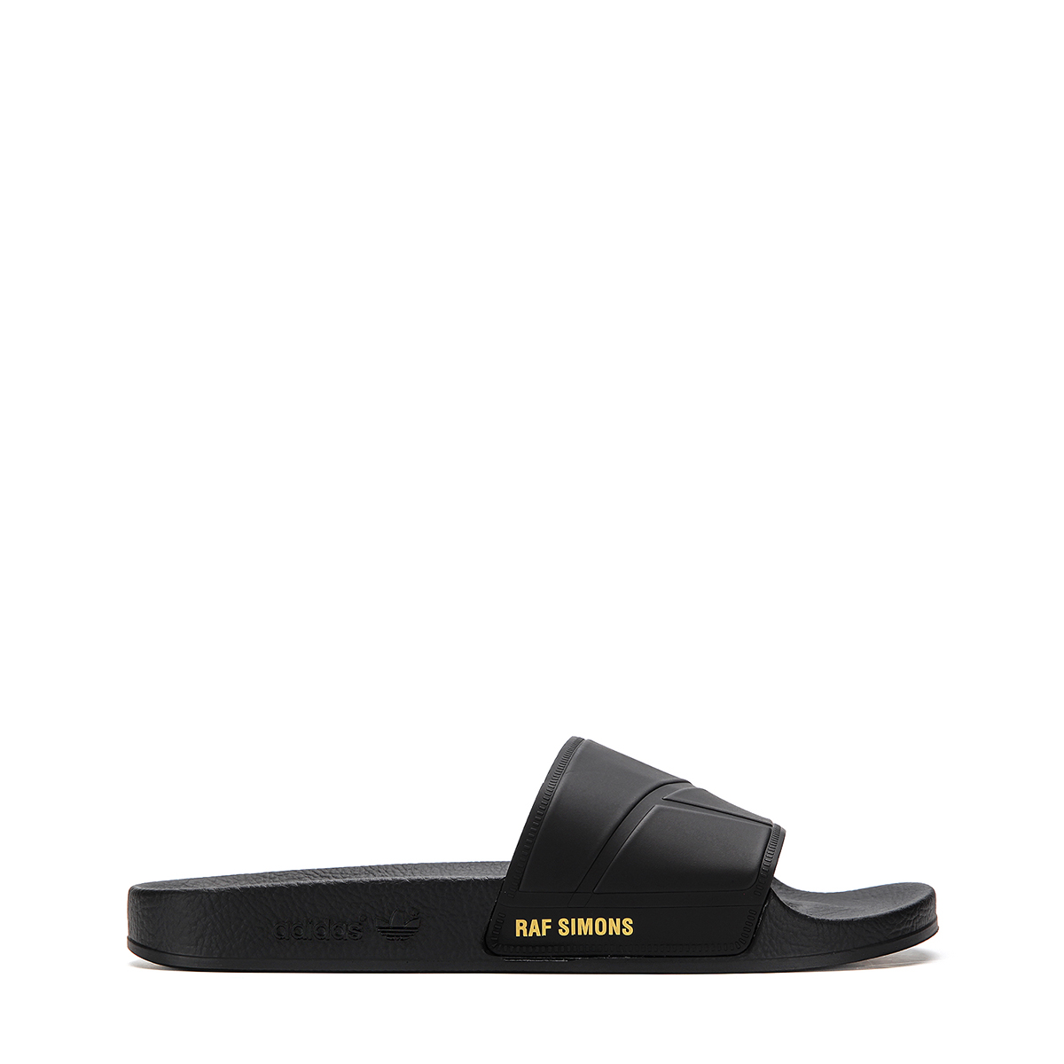 Adidas x Raf Simons Adilette Bunny Slide Sandals BY9813 Core Black by