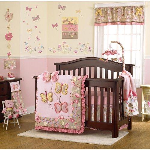 CoCaLo Baby Maeberry 4-Piece Crib Bedding Set