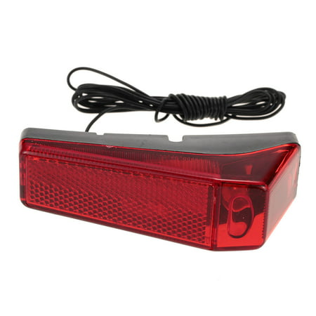 Bicycle Lights Set Kit Bike Safety Front Headlight Taillight Rear light Dynamo No Batteries Needed - image 1 of 7